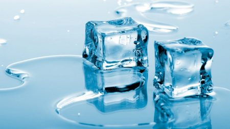 ice, cubes, heat