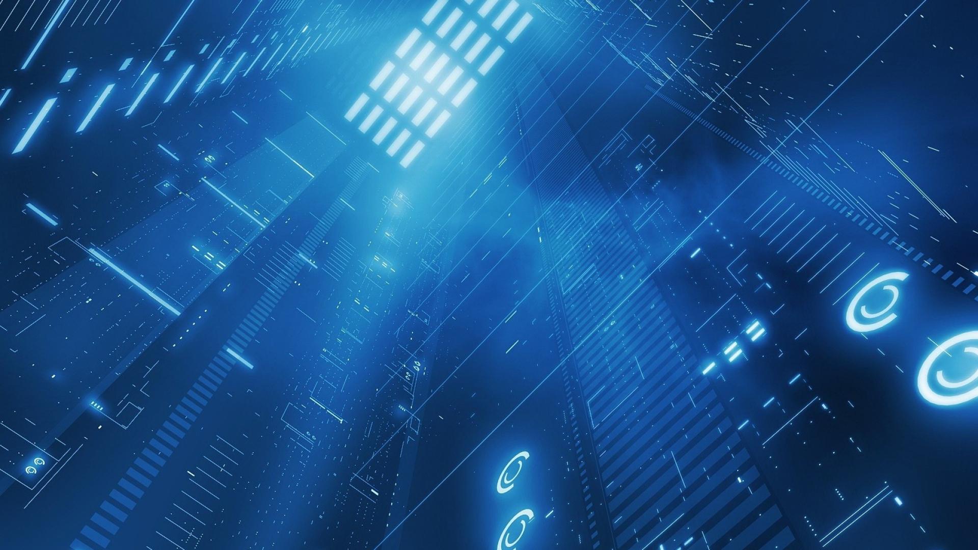 information, circuits, lights