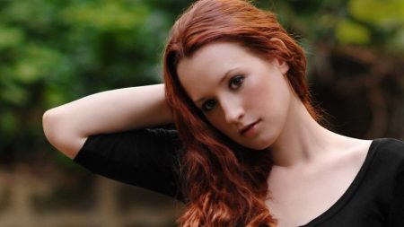 ingrid michaelson, girl, red
