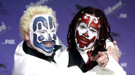 insane clown posse, makeup, faces