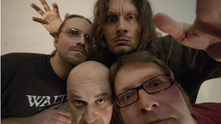insania, faces, band