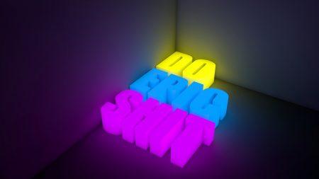 inscription, letters, neon