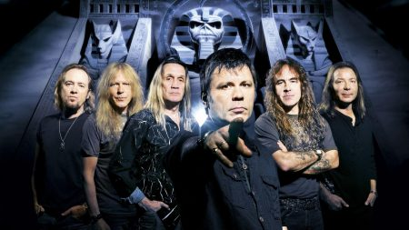 iron maiden, band, members