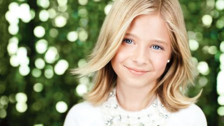 jackie evancho, girl, blonde