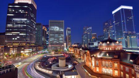 japan, tokyo, capital