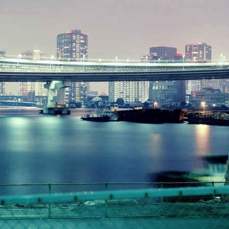 japan, tokyo, river