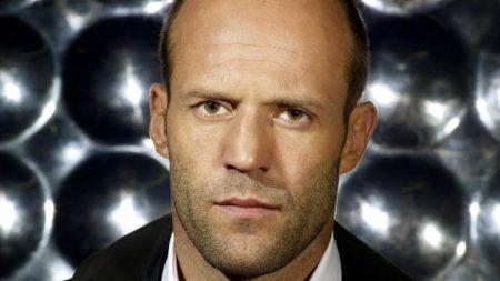 jason statham, bald actor, beard
