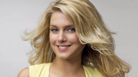 jeanette biedermann, blonde, girl