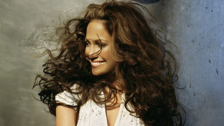 jennifer lopez, smile, hair