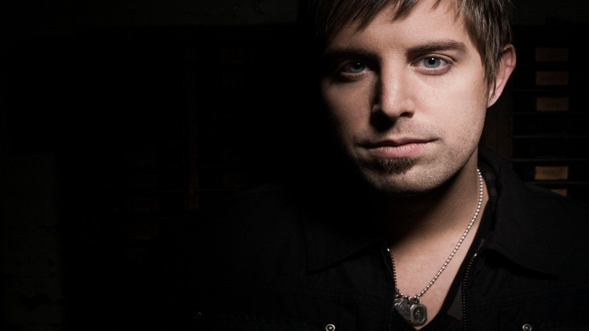 Download Wallpaper 1920x1080 Jeremy Camp, Face, Bristle