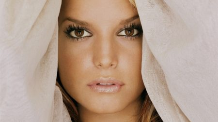 jessica simpson, face, eyes