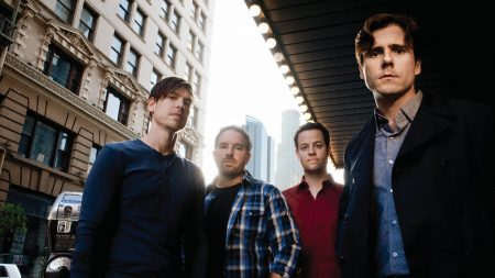 jimmy eat world, band, outdoor