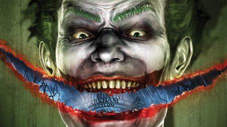 joker, batman, games