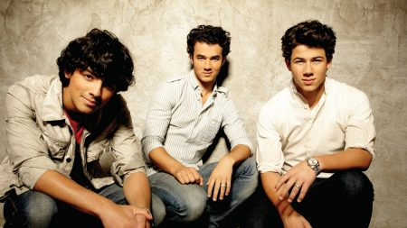 jonas brothers, band, members