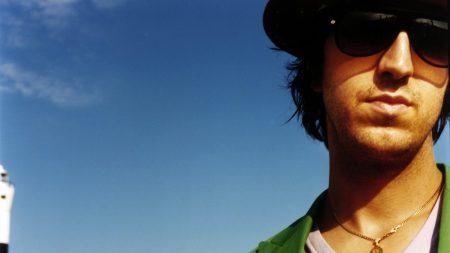 joseph arthur, glasses, face