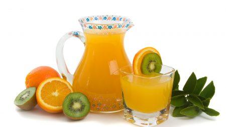 juice, decanter, orange