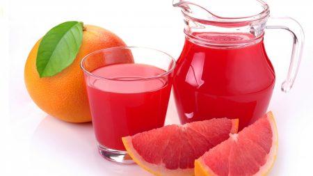 juice, grapefruit, citrus