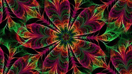 kaleidoscope, patterns, colors
