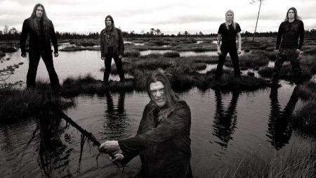 kalmah, swamp, band