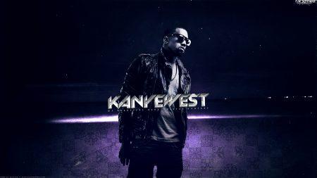 kanye west, jacket, glasses