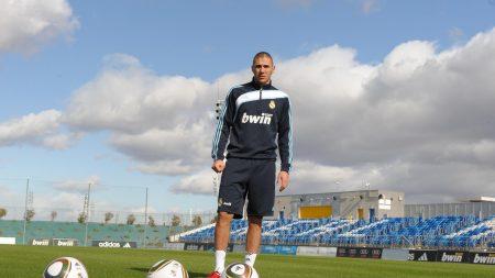 karim benzema, real, footballer