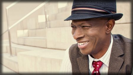 keb mo, hat, smile