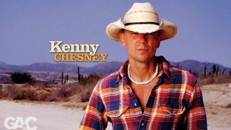kenny chesney, cowboy, desert