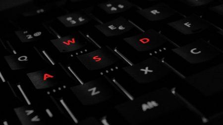 keyboard, keys, buttons