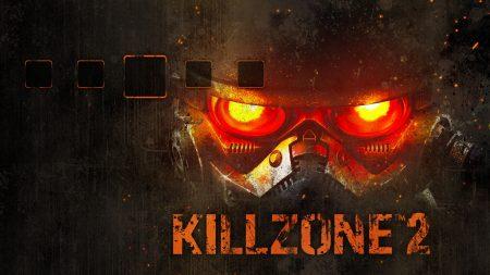 killzone 2, eyes, background