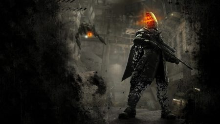 killzone, character, gun