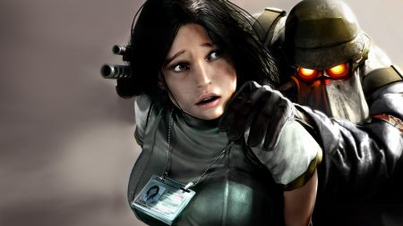 killzone, girl, hostage