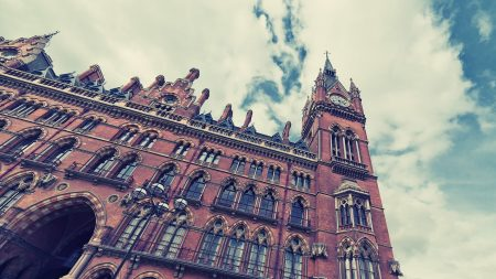 kings cross, st pancras, london