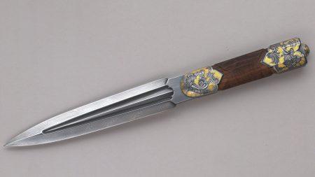 knife, handle, metal
