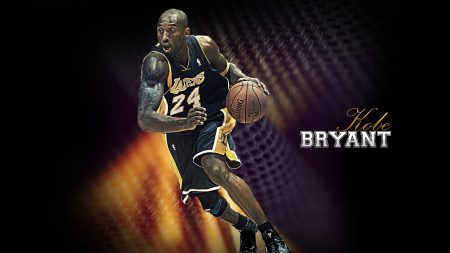 kobe bryant, basketball player, ball