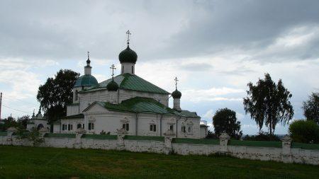 kostroma, russia, cathedral