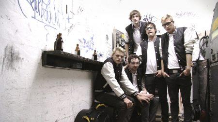 kraftklub, band, jackets