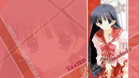 kusakabe yuki nakamura takeshi, to heart 2, girl
