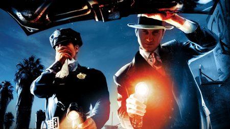 la noire, police, light
