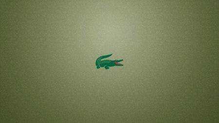 lacoste, logo, crocodile