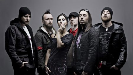 lacuna coil, dress, iroquois
