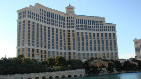 las vegas, buildings, bellagio hotel