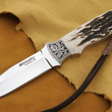 leather, knife, steel