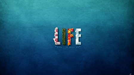 life, bright, colors