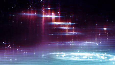 light, glow, reflection