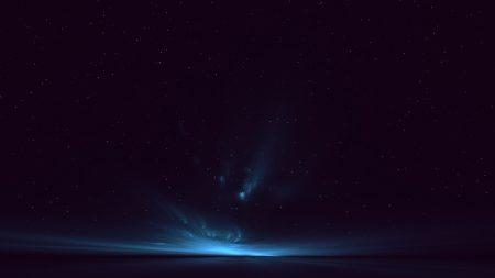 light, sky, stars