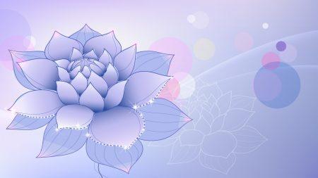 lilac, flower, design