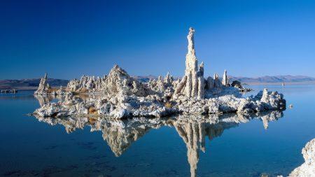 limestone, mountains, panorama