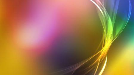 line, multicolored, spot