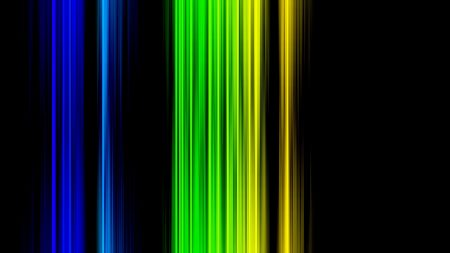 line, vertical, rainbow