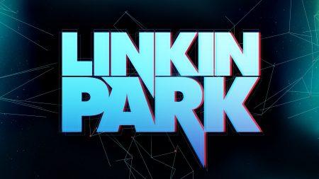 linkin park, letters, font
